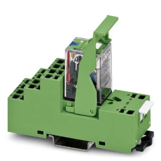 Phoenix Contact PR2-RSP3-LDP-24DC/2X21 Relaismodule 5 stuks Nominale spanning: 24 V/DC Schakelstroom (max.): 10 A 2x wis