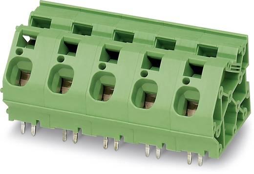 Klemschroefblok 10.00 mm² Aantal polen 4 MKDSP 10N/4-10,16 SZS BD:L1 Phoenix Contact Groen 50 stuks