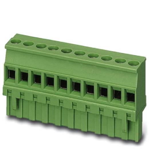 Busbehuizing-kabel MVSTBR Totaal aantal polen 10 Phoenix Contact 1792090 Rastermaat: 5 mm 50 stuks