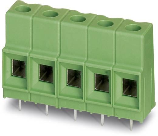 Klemschroefblok 2.50 mm² Aantal polen 4 MKDSO 2,5/4-L GY ANGEZ.SCHR. Phoenix Contact Grijs 50 stuks
