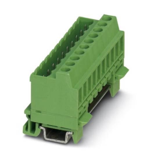 Penbehuizing-kabel MSTBVK Totaal aantal polen 3 Phoenix Contact 1788732 Rastermaat: 5.08 mm 50 stuks