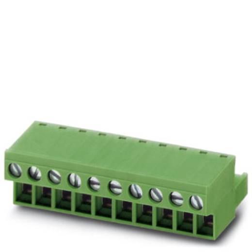 Busbehuizing-kabel FRONT-MSTB Totaal aantal polen 9 Phoenix Contact 1777358 Rastermaat: 5.08 mm 50 stuks