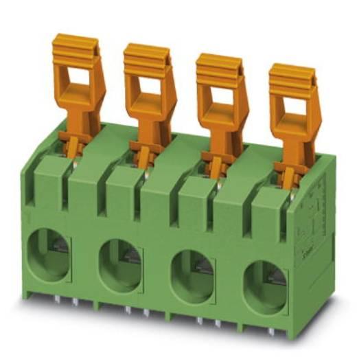 Veerkachtklemblok 25.00 mm² Aantal polen 4 PLH 16/ 4-15 Phoenix Contact Groen 25 stuks