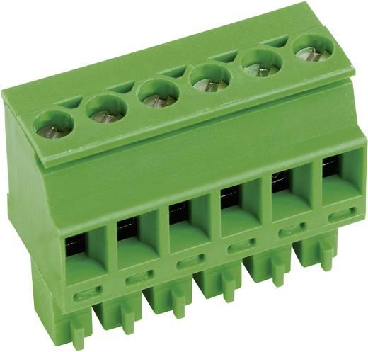 Busbehuizing-kabel AK(Z)1700 Totaal aantal polen 6 PTR 51700060021E Rastermaat: 3.81 mm 1 stuks