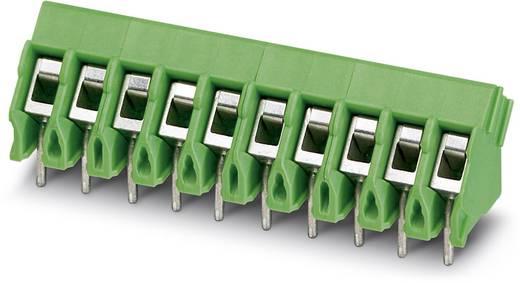 Klemschroefblok 2.50 mm² Aantal polen 8 PTA 1,5/ 8-5,0 Phoenix Contact Groen 100 stuks