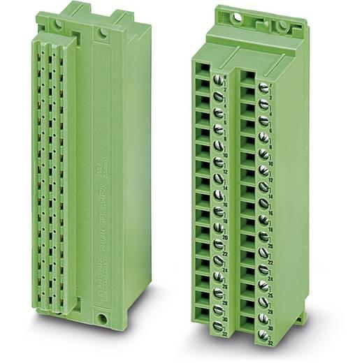 Phoenix Contact FRONT-SFL 2,5 / F32 / ZD Veerlijst Totaal aantal polen 32 Aantal rijen 2 10 stuks