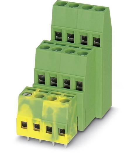 Drie niveau klem 1.50 mm² Aantal polen 9 MK3DS 1,5/ 3-5,08 Phoenix Contact Groen 100 stuks