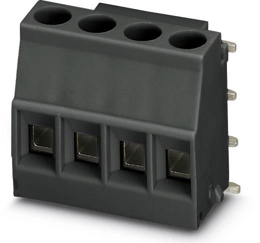 Klemschroefblok 2.50 mm² Aantal polen 4 MKDSO 2,5/ 4-R BK Phoenix Contact Zwart 50 stuks