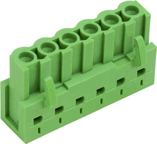 PTR 50950049121F Penbehuizing-board STLZ950 Totaal aantal polen 4 Rastermaat: 5.08 mm 1 stuks