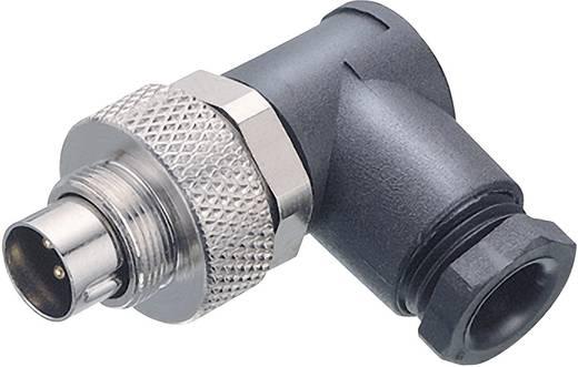 Subminiatuur ronde stekker serie 712 Kabelstekker, haaks Binder 99-0405-70-03 IP67 Aantal polen: 3