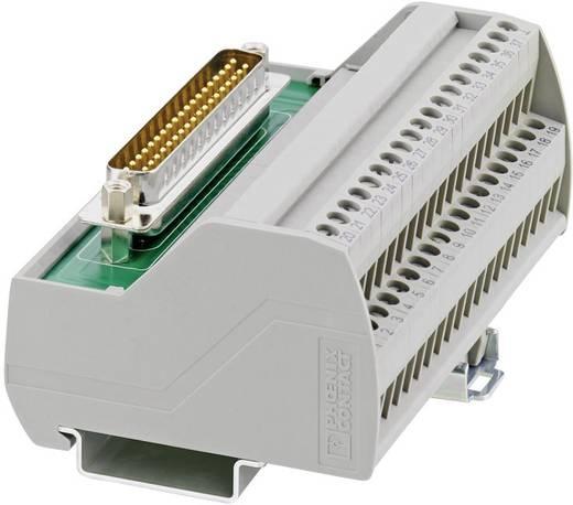 VIP-2 / SC / D37SUB / M - overdracht module VIP-2 / SC / D37SUB / M Phoenix Contact Inhoud: 1 stuks
