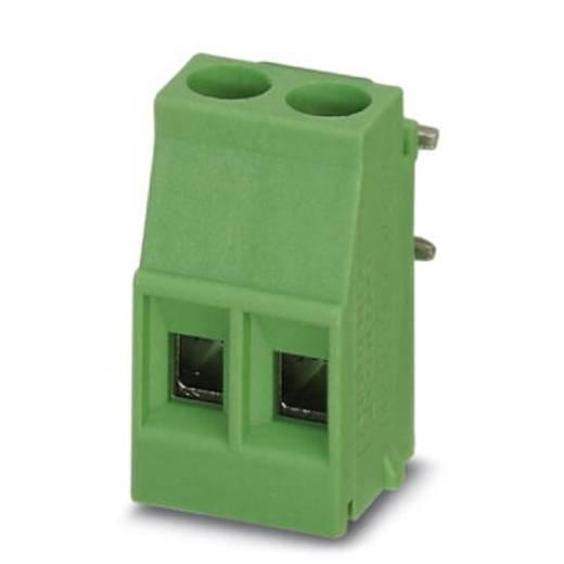 Klemschroefblok 2.50 mm² Aantal polen 2 MKDSO 2,5/ 2-R Phoenix Contact Groen 250 stuks