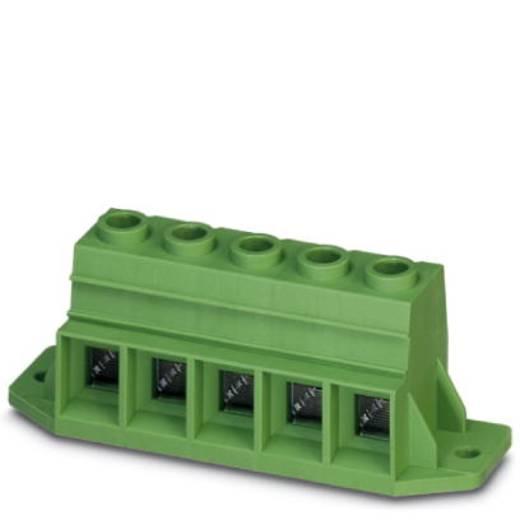 Klemschroefblok 10.00 mm² Aantal polen 7 KDS10/SO- 7 NZ Phoenix Contact Groen 10 stuks