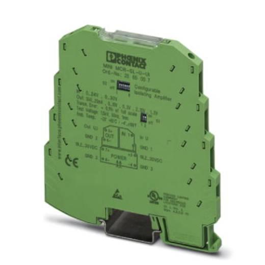 Phoenix Contact MINI MCR-SL-U-UI-NC 2865007 MINI MCR-SL-U-UI-NC - Isolatie Versterker 1 stuks