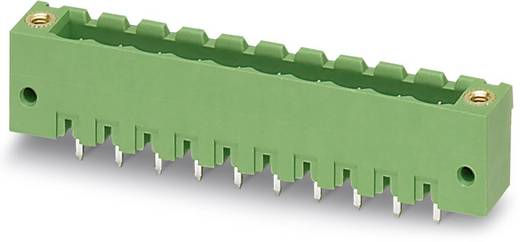 Penbehuizing-board MSTBV Totaal aantal polen 12 Phoenix Contact 1776980 Rastermaat: 5 mm 50 stuks