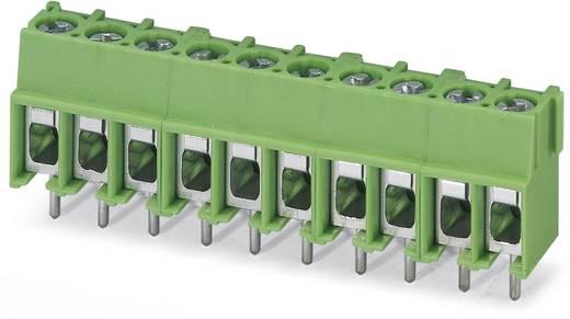 Klemschroefblok 4.00 mm² Aantal polen 7 PT 2,5/ 7-5,0-H Phoenix Contact Groen 100 stuks