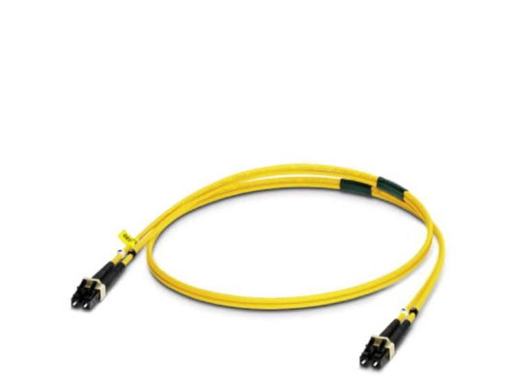 Kabel Phoenix Contact Glasvezel [1x LC-stekker - 1x LC-stekker] 9/125µ 1 m