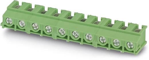 Klemschroefblok 4.00 mm² Aantal polen 4 PT 2,5/ 4-7,5-V Phoenix Contact Groen 250 stuks