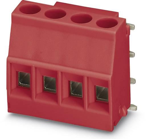 Klemschroefblok 2.50 mm² Aantal polen 4 MKDSO 2,5/4-R RD Phoenix Contact Rood 50 stuks