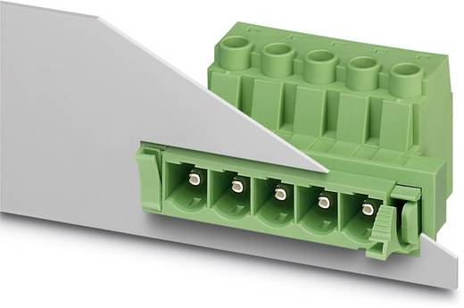 Penbehuizing-kabel DFK-PC Totaal aantal polen 4 Phoenix Contact 1703399 Rastermaat: 10.16 mm 10 stuks
