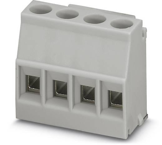 Klemschroefblok 2.50 mm² Aantal polen 4 MKDSO 2,5/4-L GY Phoenix Contact Grijs 200 stuks