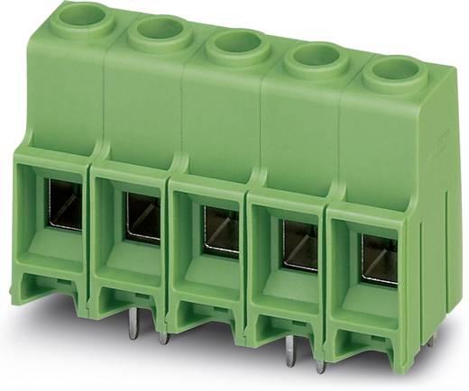 Klemschroefblok 16.00 mm² Aantal polen 4 MKDS 10 HV/ 4-ZB-10,16 Phoenix Contact Groen 50 stuks