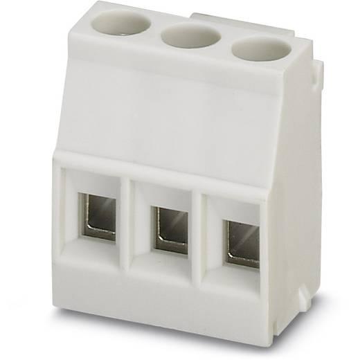 Klemschroefblok 2.50 mm² Aantal polen 3 MKDSO 2,5 / 3 L KMGY Phoenix Contact Grijs 250 stuks