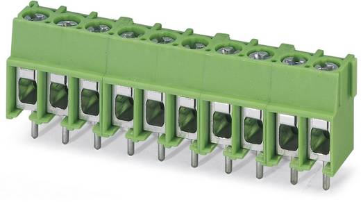 Klemschroefblok 4.00 mm² Aantal polen 16 PT 2,5/16-5,0-H Phoenix Contact Groen 50 stuks