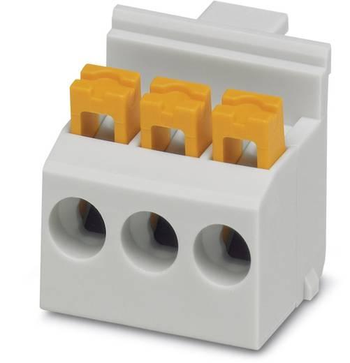 Busbehuizing-kabel FKDSO Totaal aantal polen 3 Phoenix Contact 2200318 Rastermaat: 5 mm 50 stuks