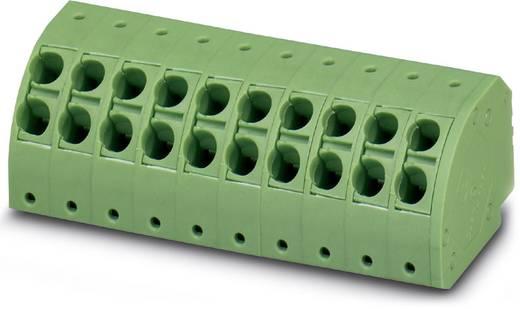 Twin-stekker 2.50 mm² Aantal polen 12 PTDA 2,5 / 12 5,0 PH Phoenix Contact Groen 50 stuks