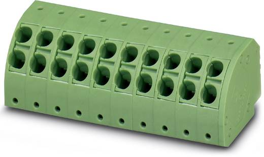 Twin-stekker 2.50 mm² Aantal polen 12 PTDA 2,5/12-PH-5,0 Phoenix Contact Groen 50 stuks