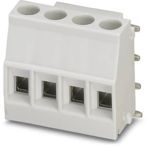 Klemschroefblok 2.50 mm² Aantal polen 4 MKDSO 2,5/ 4-R KMGY Phoenix Contact Lichtgrijs 250 stuks