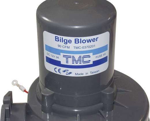 Radiaalventilator 12 V 2547 l/min, 152 m³/h, 2.53 m³/min 75 mm TMC-037201-12V