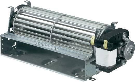 Tangentiële ventilator, motor rechts