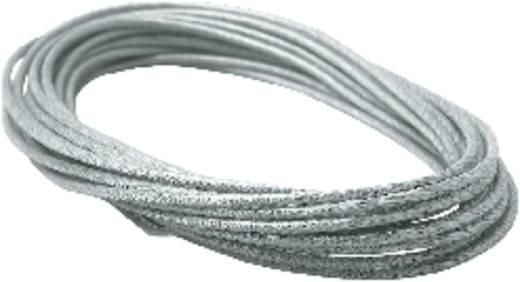 12V-kabelsysteemcomponenten Spankoord Paulmann SPANNSEIL ISOL., KLAR 6 MM 12 M 979047 Transparant, Grijs
