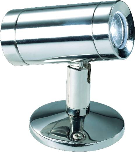 LED-wandlamp 2 W 572171 RVS