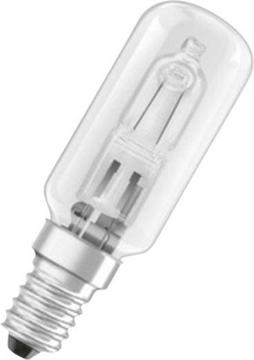 OSRAM Halogeen 80 mm 230 V E14 40 W Warm-wit Energielabel: D Ballon Dimbaar 1 stuks