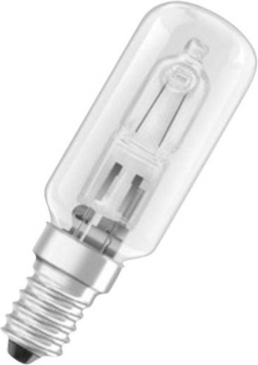 OSRAM Halogeen 80 mm 230 V E14 60 W Warm-wit Energielabel: D Ballon Dimbaar 1 stuks