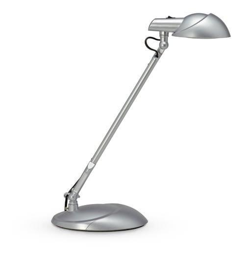 Maul MAULstorm 8200995 LED-bureaulamp 7 W Daglicht-wit Zilver