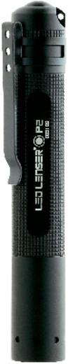 LED Penlight LED Lenser P2 BM werkt op batterijen 36 g Zwart 8602