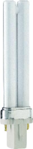 OSRAM Spaarlamp 137 mm G23 7 W Warm-wit Energielabel: B Staaf Inhoud: 1 stuks