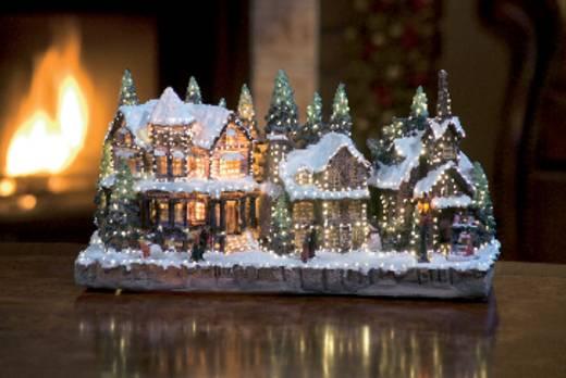 Konstsmide 3317-000 Tafeldecoratie Kerstdorp Gloeilamp Bont