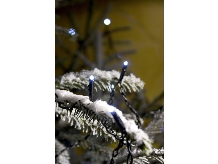 Led-microlichtketting, 80-lichts, koudwit