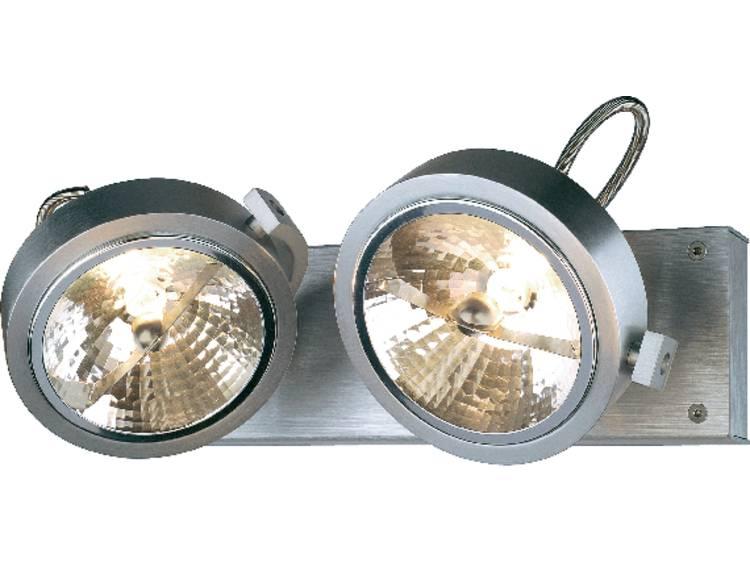 Kalu plafond- of wandspot 2-lichts