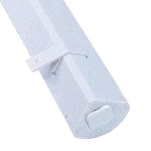 LED-onderbouwlamp 3 W Koud-wit Furniture Wit 160311