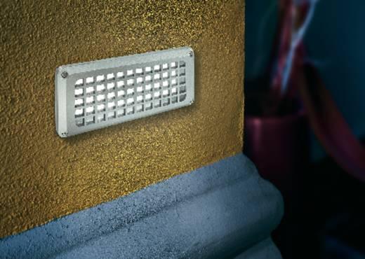 Esotec 105202 LED-inbouwlamp 3.3 W Neutraal wit Grijs