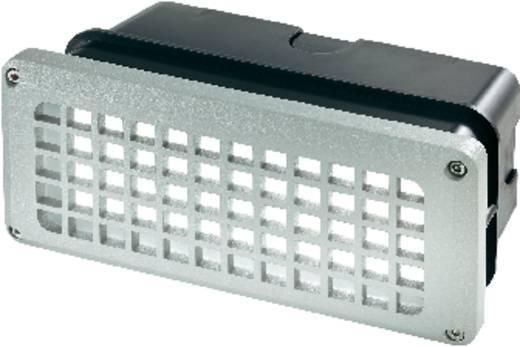 LED-inbouwlamp 3.3 W 230 V Neutraal wit Esotec 105202 Grijs