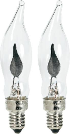 Konstsmide reservelamp kerstmis 230 V/50 Hz E10 1.5 W Warm-wit