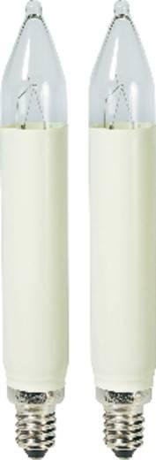 Konstsmide reservelamp kerstmis 16 V E10 4 W Helder