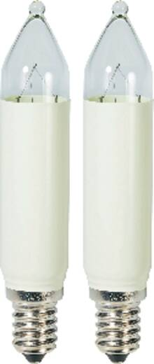 Konstsmide reservelamp kerstmis 16 V E14 4 W Helder
